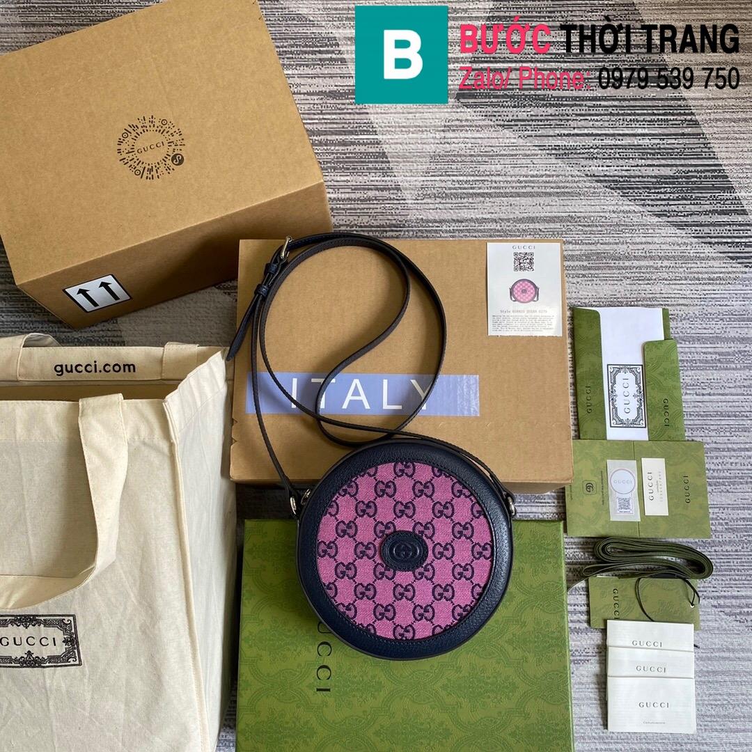Túi xách Gucci Multicolour shoulder bag (1)