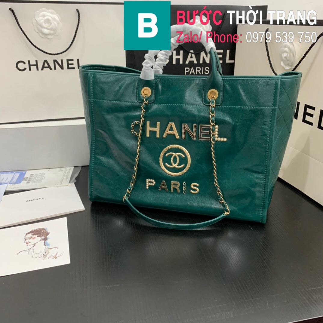 Túi xách Chanel Large tote (10)