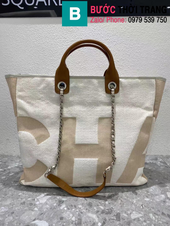 Túi xách Chanel tote bag (9)