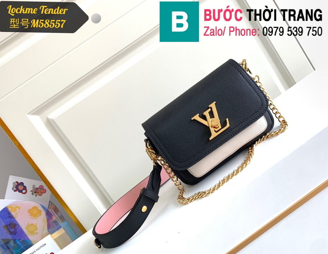 Túi xách Louis Vuitton Lockme Tender (1)