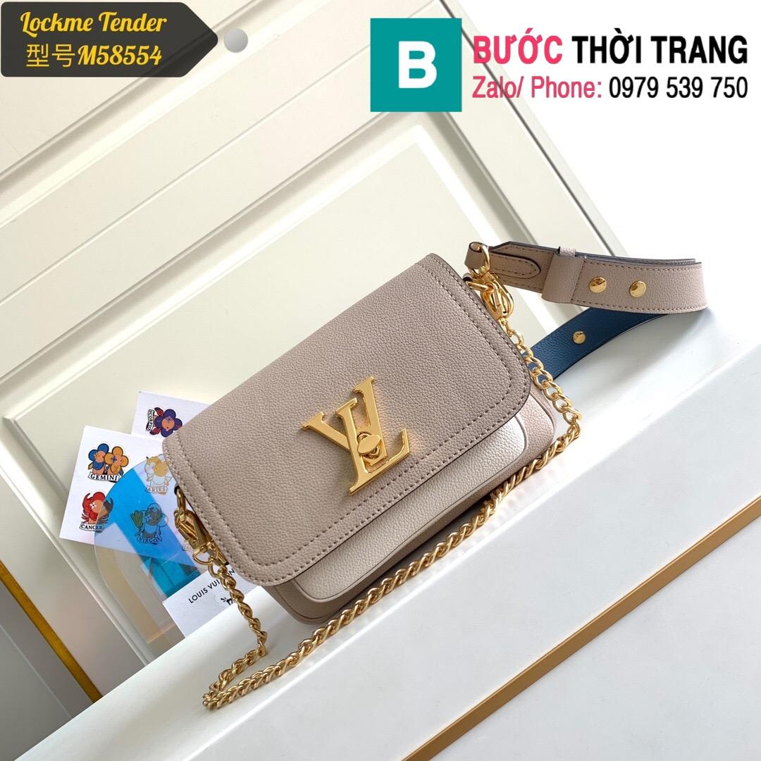Túi xách Louis Vuitton Lockme Tender (19)