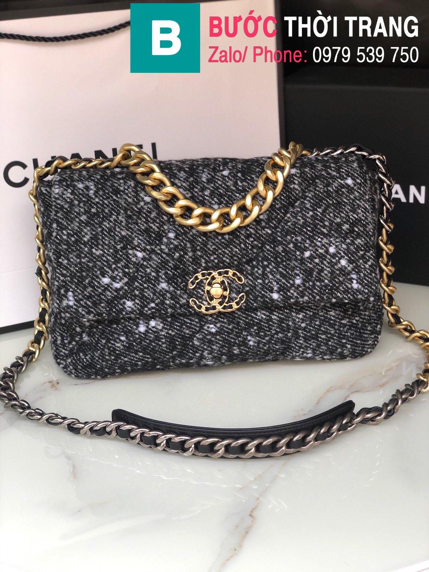 Túi xách Chanel 19bag (10)