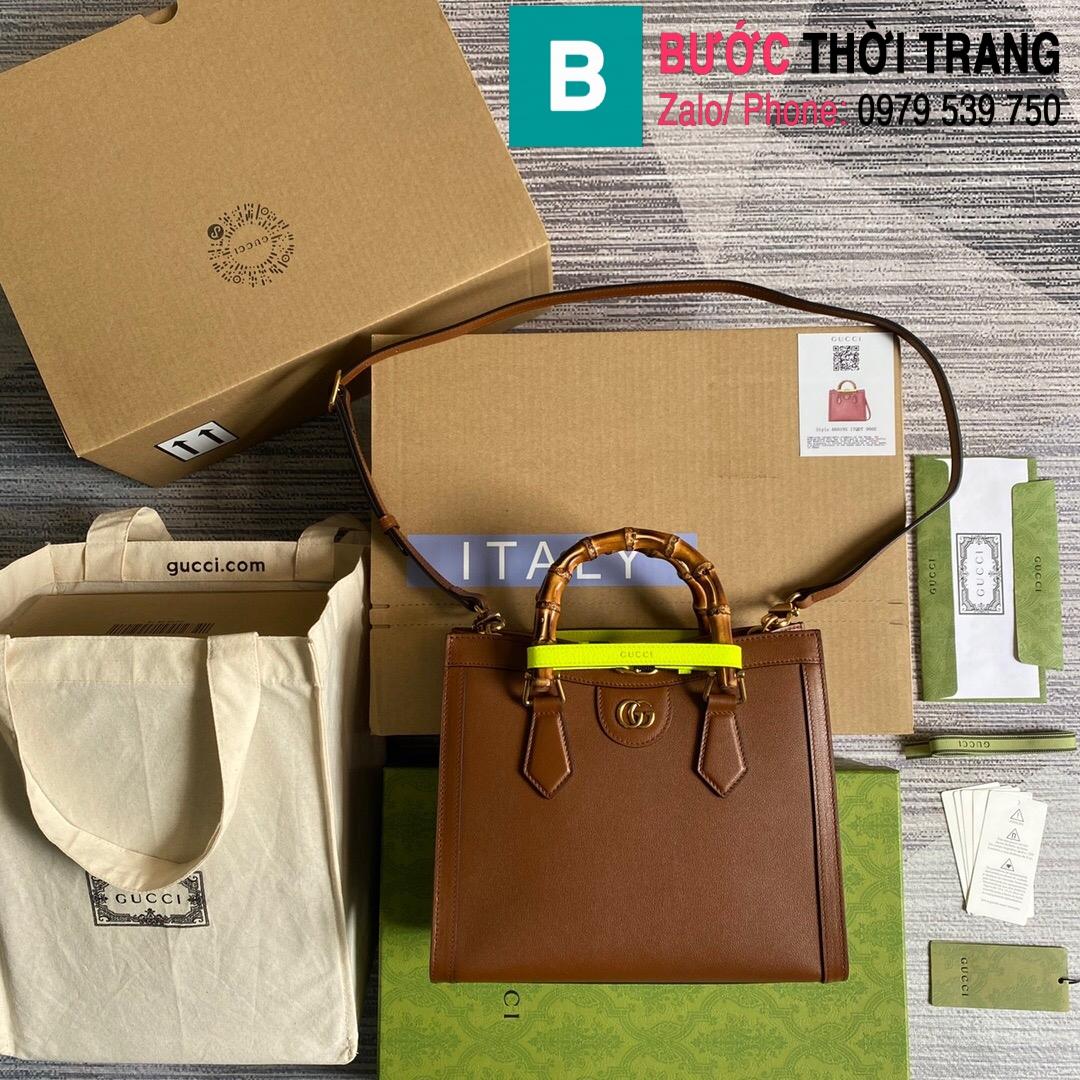 Túi xách Gucci Diana small tote bag (1)