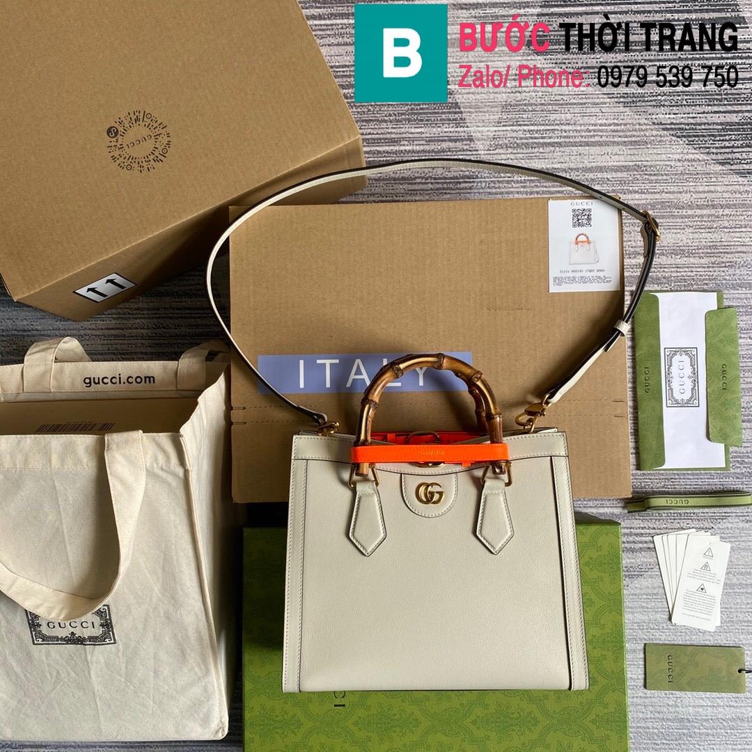 Túi xách Gucci Diana small tote bag (19)