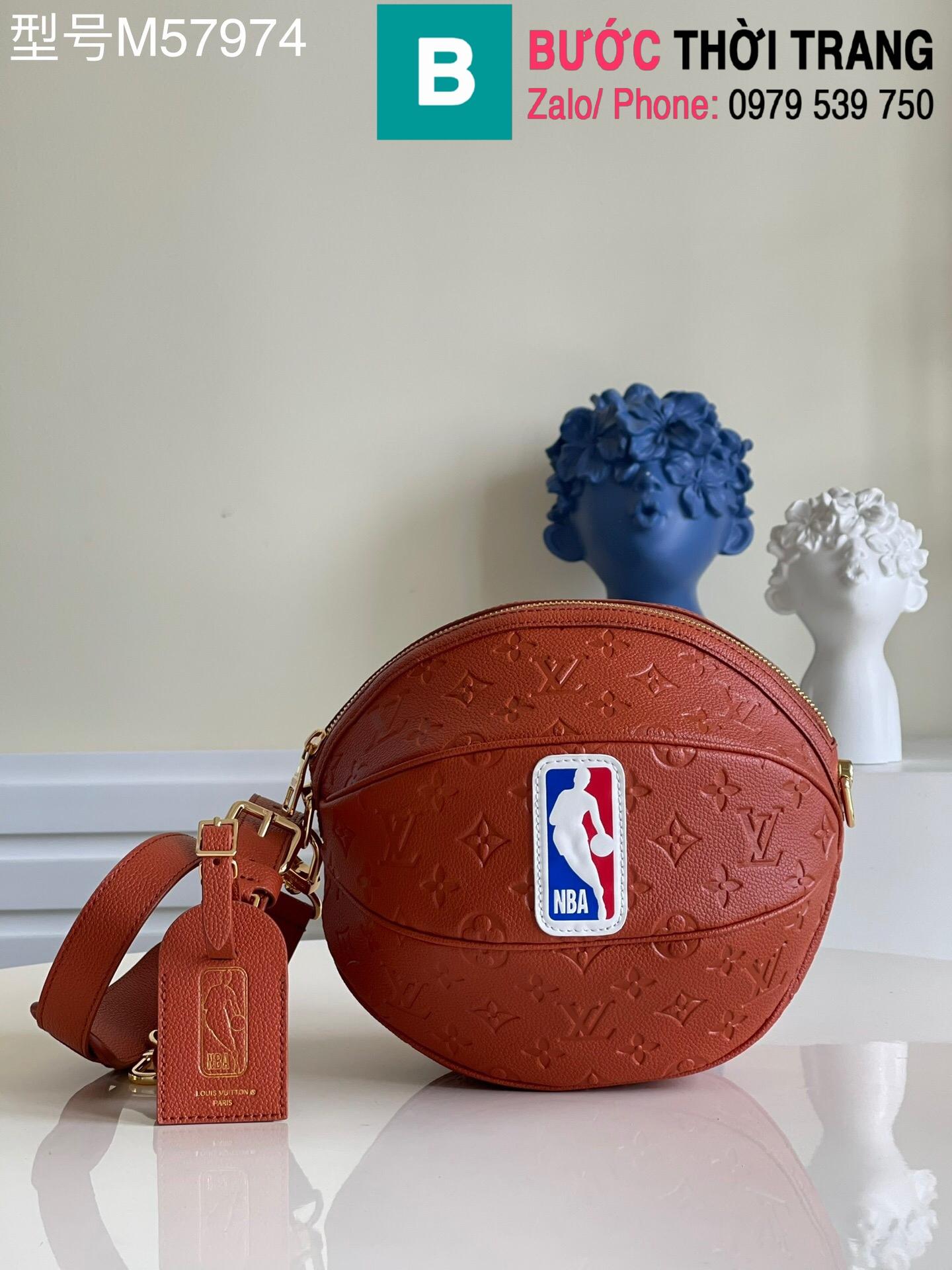 Túi xách Louis Vuitton Lvxnba Ball in basket (1)