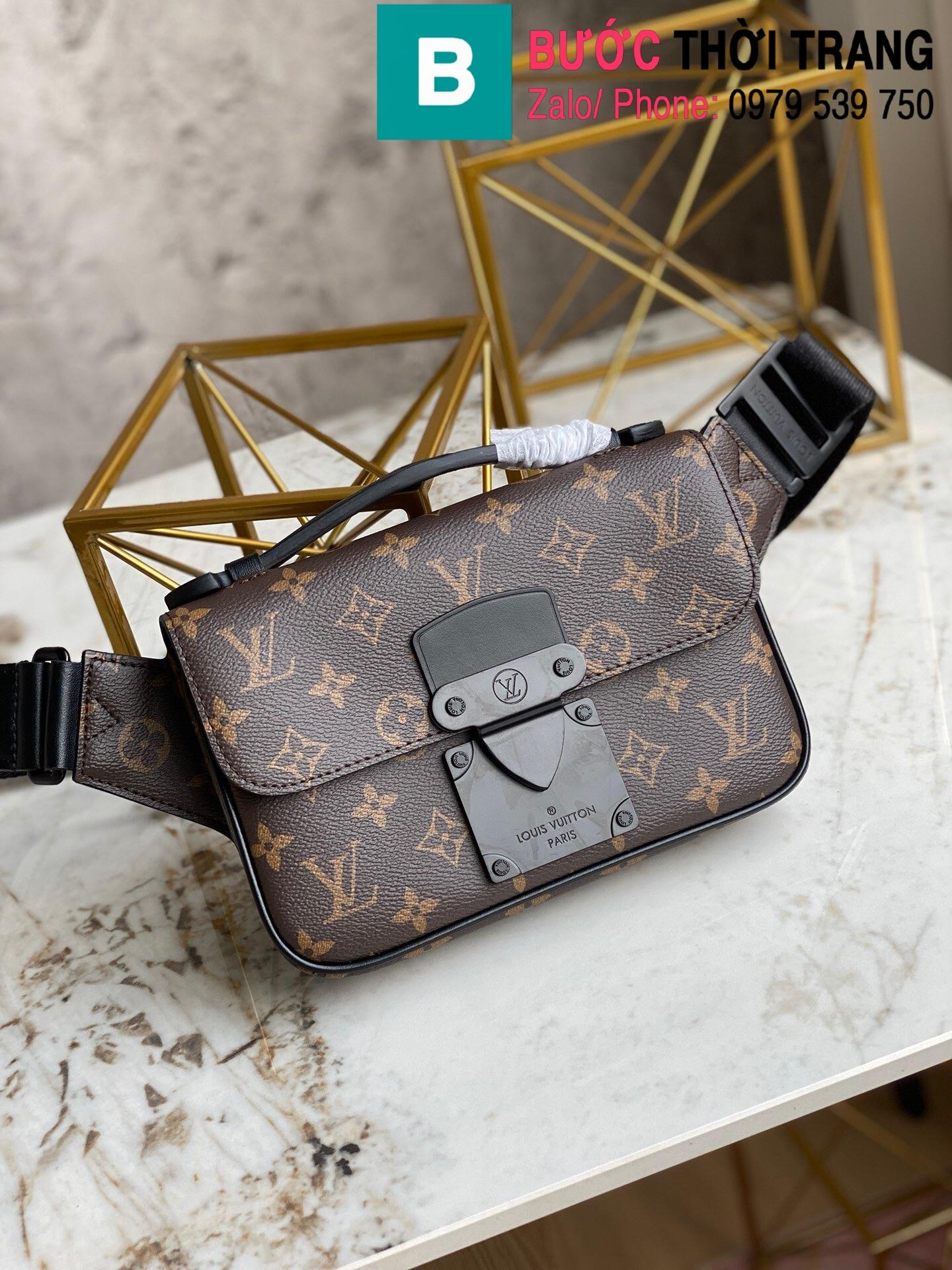 Túi xách Louis Vuitton S Lock Sling Bag (10)
